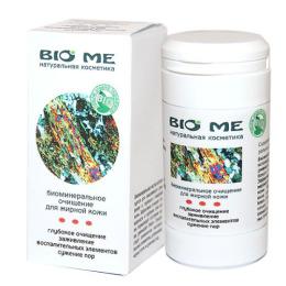 Bio Me биоминеральное очищение для жирной кожи