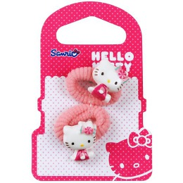"Hello Kitty резинка мини ""Sweet Summer"" махровая, 2 шт"