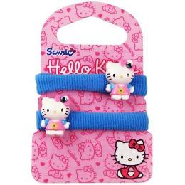 Hello Kitty резинка махровая, 2 шт