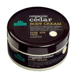 "Planeta Organica крем ""Organic Cedar"" для тела"