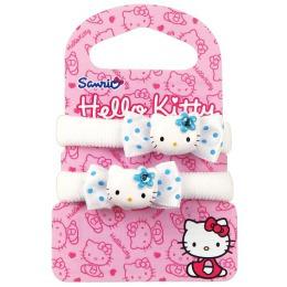 """Hello Kitty резинка махровая """"Бантики"""", 2 шт"""