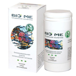 """Bio Me биоминеральная маска """"Интенсивное питание"""""""