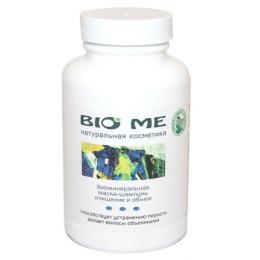 """Bio Me биоминеральная маска-шампунь """"Очищение и объем"""""""