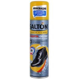 Salton защита обуви от реагентов и соли, бесцветная