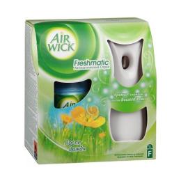 """Air Wick автоматический аэрозольный освежитель воздуха """"FRESHMATIC Life Scents. После дождя"""" в комплекте со сменным баллоном"""