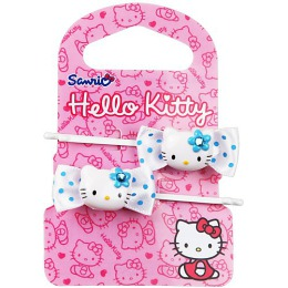 "Hello Kitty невидимка ""Бантики"", 2 шт"