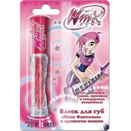 """Winx блеск для губ с ароматом """"Вишни"""""""