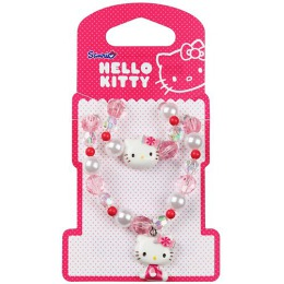 "Hello Kitty набор бижутерии ""Sweet Summer"" 2 предмета: бусы 1 шт, браслет, 1 шт"