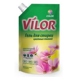 Vilor средство для стирки изделий из цветных тканей жидкое