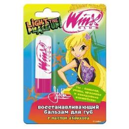 """Winx бальзам для губ """"Восстанавливающий Абрикос"""""""