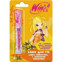 """Winx блеск для губ с ароматом """"Апельсин"""""""