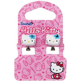 "Hello Kitty клипсы ""Бантики"", 2 шт"