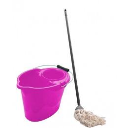 Svip комплект для влажной уборки Моп аметист