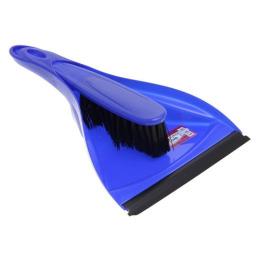 """Svip набор """"Премиум"""" щетка + совок с кромкой синий"""