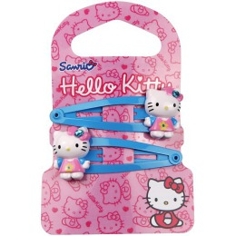 Hello Kitty заколка-клипса, 2 шт