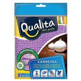 Qualita салфетка из микрофибры Антипыль