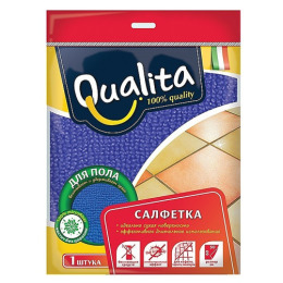 Qualita салфетка из микрофибры для пола
