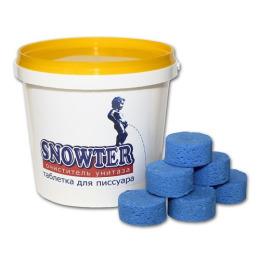 Snowter таблетка для писсуаров ведро