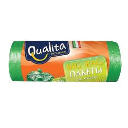 Qualita пакеты для мусора 120 л