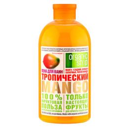 "Organic Shop пена для ванн ""Тропический манго"""