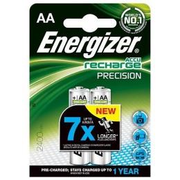 "Energizer аккумулятор ""Precision"" 2400 mAh, 2 шт"