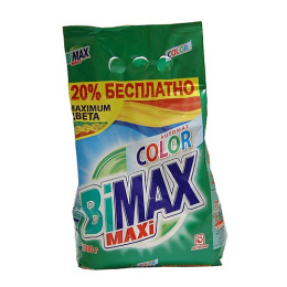 """Bimax порошок стиральный автомат """"Колор"""""""