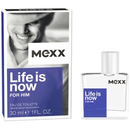 """Mexx туалетная вода """"Life is now"""" для мужчин"""