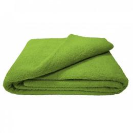 Ituma простынь махровая 180 х 210 зеленый 019