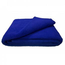 Ituma простынь махровая 180 х 210 темно-синий 016
