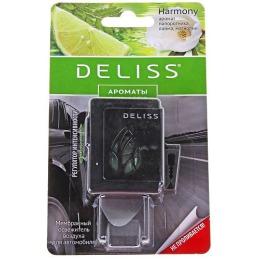 """Deliss мембранный освежитель воздуха """"Harmony"""" для автомобиля, 4 мл"""