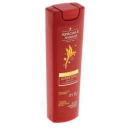 """Красная линия шампунь """"Интенсивное питание"""" для сухих и ослабленных волос"""