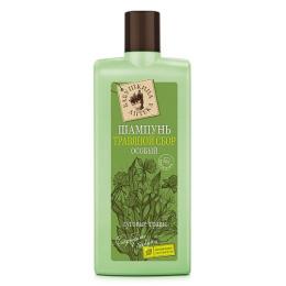 """Бабушкина Аптека шампунь """"Травяной сбор. Особый. Луговые травы"""""""