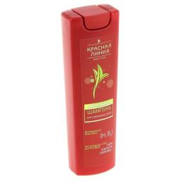"""Красная линия шампунь """"Энергия свежести"""" для нормальных волос"""