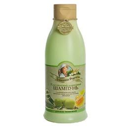 """Домашние рецепты шампунь """"Классический Оливковый"""" для всех типов волос, 500 мл"""
