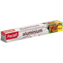 Paclan фольга алюминиевая 10мх29 см, 1 рулон