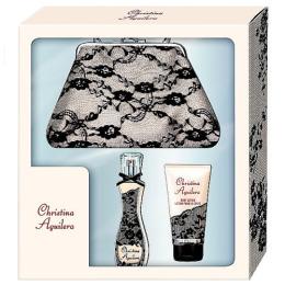 Christina Aguilera парфюмированная вода 30 мл, лосьон для тела 50 мл, косметичка