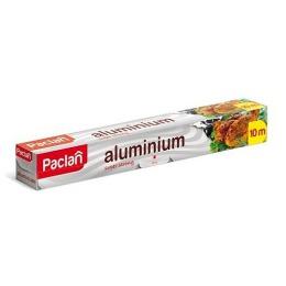 Paclan фольга алюминиевая 10м х 29 см, 1 коробка