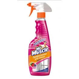 """Мистер Мускул средство чистящее и моющее для стекол с Ammonia-D """"Лесные ягоды"""" триггер"""
