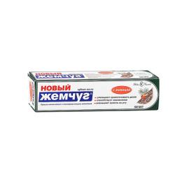 Новый Жемчуг зубная паста с живицей