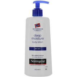 """Neutrogena молочко для тела """"Глубокое увлажнение"""""""