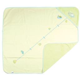 Мир детства полотенце с ростомером