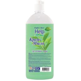 """Help жидкое мыло """"Зеленый чай"""""""