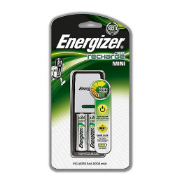 "Energizer зарядное устройство ""Mini"" AAA 850мАh + аккумулятор AAA 850мАh"