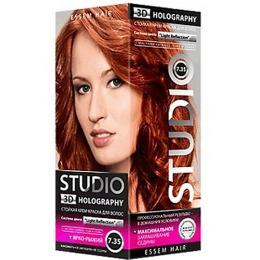 Studio крем-краска для волос Ярко-рыжий