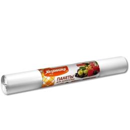 Хозяюшка Мила пакет для хранения и замораживания продуктов 6 л, 20 шт
