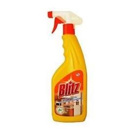 Blitz средство для чистки ковров и обивки с куроком