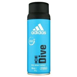 "Adidas дезодорант ""Ice Dive Deo Body Spray"" для мужчин спрей"