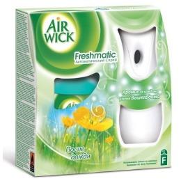 """Air Wick освежитель """"FRESHMATIC"""" После дождя со сменным баллоном, 250 мл"""