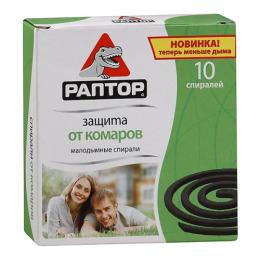 """Раптор спираль от комаров """"Стандарт"""""""