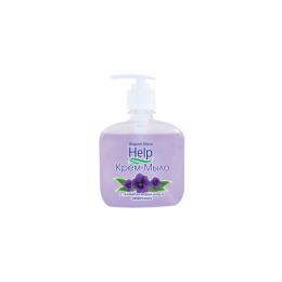 """Help жидкое мыло """"Антибактериальный эффект"""" с дозатором"""